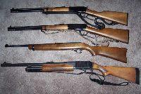 Broń myśliwska kulowa - sztucer