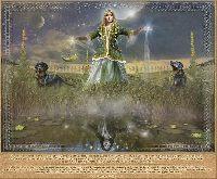 Dziewanna - słowiańska bogini myśliwych