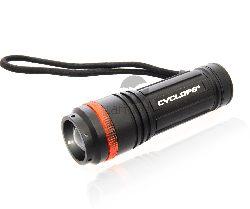 Poręczna latarka diodowa Cyclops, 80 lumenów