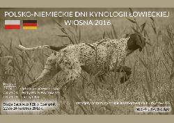 Polsko-Niemieckie Dni Kynologii Łowieckiej 2016