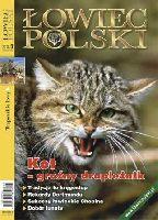 Łowiec Polski - marcowy numer w kioskach