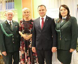 Polski Związek Łowiecki na Dożynkach Prezydenckich 2016