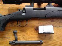 Sztucer myśliwski – Remington 700