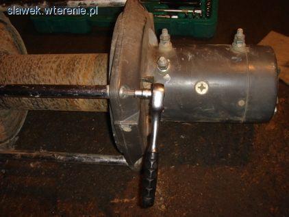 Wyciągarki, Wyciągarka przegląd naprawa - zdjęcie, fotografia