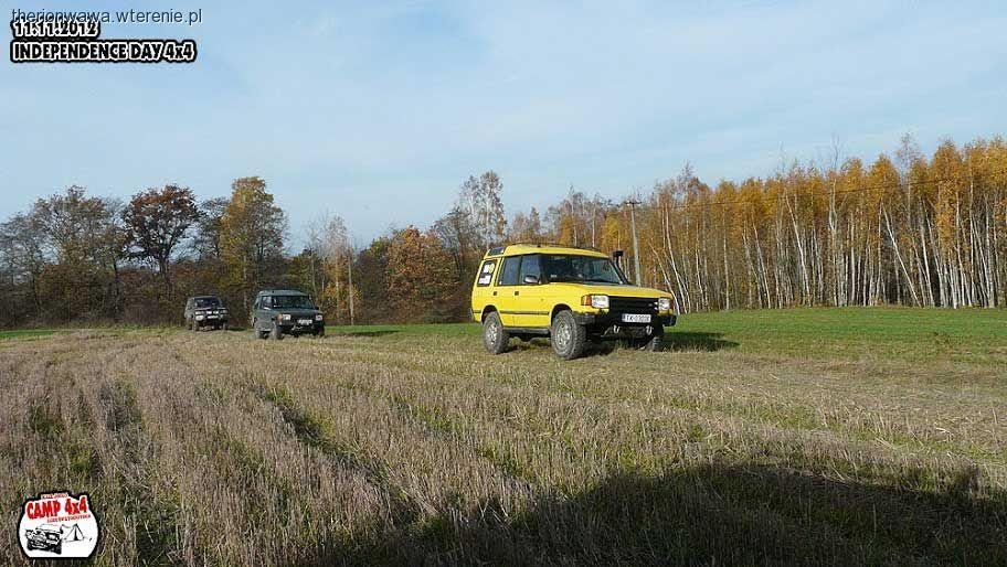 Rajdy terenowe i przeprawy 4x4, Independence CAMP4x4 Małe Jodło - zdjęcie, fotografia