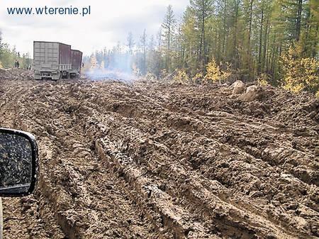 Wyprawy off road - relacje z wypraw, Dalej Magadan ześlą mawiali kiedyś Rosjanie - zdjęcie, fotografia