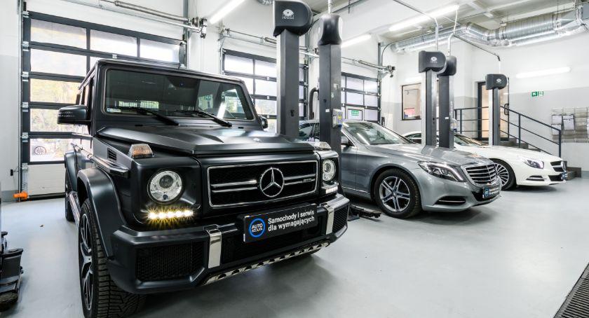 Firmy, Dbamy Mercedesa czyli zwrócić uwagę wyborze serwisu - zdjęcie, fotografia