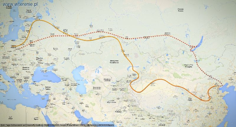 Rajdy terenowe i przeprawy 4x4, Wenecja Pekin - zdjęcie, fotografia