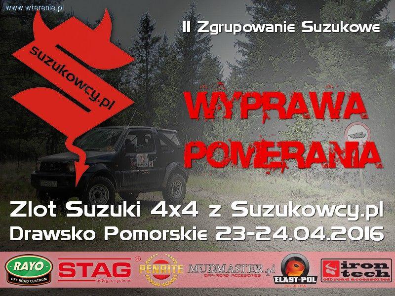 Złoty offroad i targi 4x4 , Wyprawa Pomerania – Suzuki – Suzukowcy - zdjęcie, fotografia