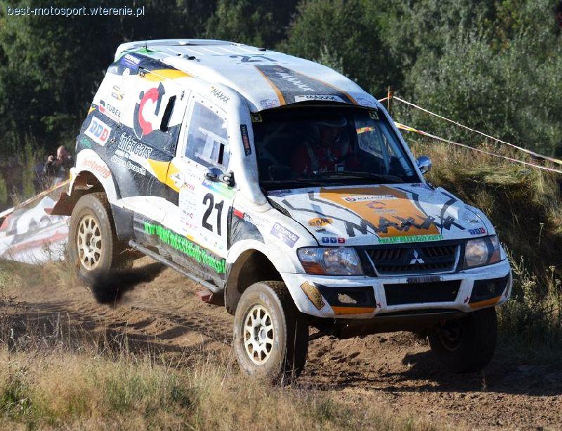 Rajdy terenowe i przeprawy 4x4, MAXXX Rally Poland FINAŁ - zdjęcie, fotografia