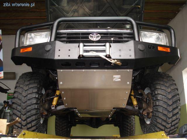 Auto terenowe, Toyota 4Runner modyfikacje - zdjęcie, fotografia