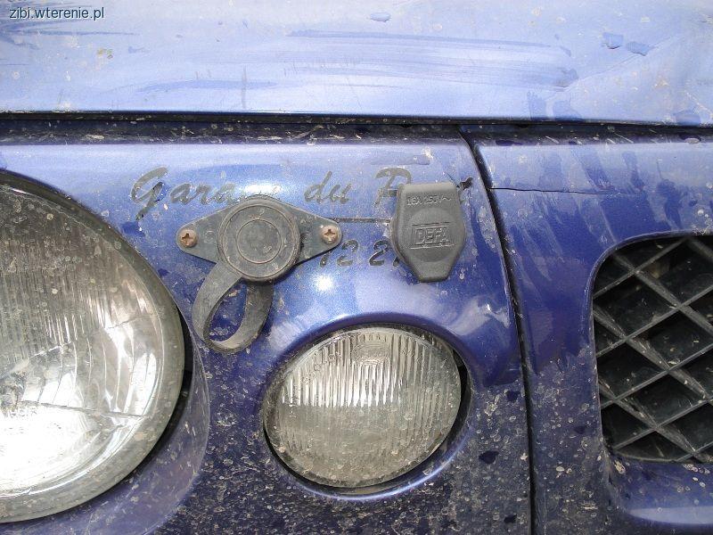 Elektronika, Nissan Terrano ogrzewanie postojowe - zdjęcie, fotografia