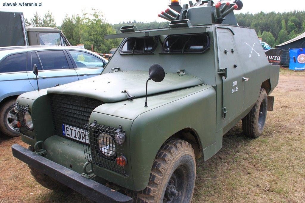 Oldimery, Piknik Militarny Misja Wschód wojskowe - zdjęcie, fotografia