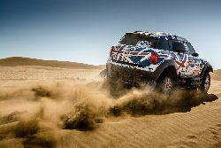 Silk Way Rally - etap 10 i 11