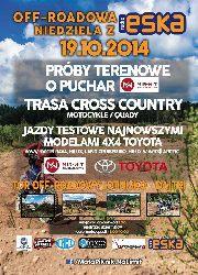 Off-roadowa niedziela z Eską - zapraszamy do Olsztyna!