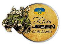 Ukraina 4x4 - Złota Jesień z Vitalijem