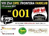 VIII Zlot FanKlubu Opla Frontery