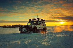 Błoto, śnieg i adrenalina pod choinkę