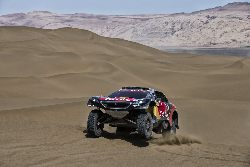 Silk Way Rally - etap 9