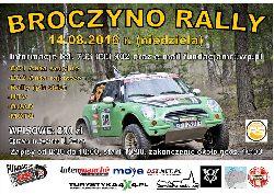 Broczyno Rally 3 - Zapowiedź