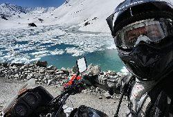 Motocyklem do Australii - Szymon Springer podróżnik i marzyciel