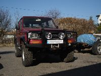 Toyota Land Cruiser LJ70 VX Turbo