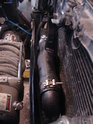 Intercooler do Toyota Land Cruiser HDJ 80