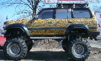 Toyota J80 - Monster truck Ukraina