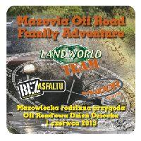 Pierwsza Mazowiecka Rodzinna Przygoda Off-Roadowa