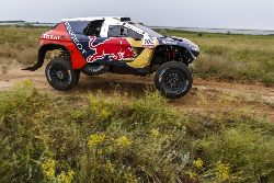 Silk Way Rally - etap 4
