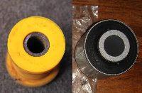 Tuleje poliuretanowe czy oryginalne gumowo-metalowe? Polibusze vs silentbloki