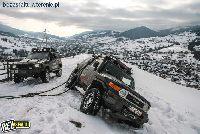 Film z zimowej wyprawy na Ukrainę