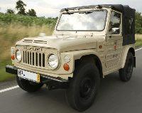 Suzuki LJ 80 - ratowanie przed złomowaniem