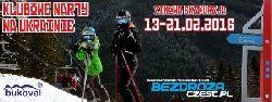 Zimowa Ekskursja 13-21.02.2016 Bukovel