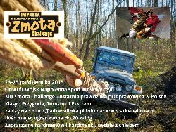 XIII Zmota Challenge 23-25.10.2015