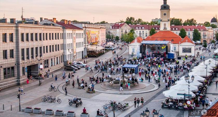 Wiadomości, Stolica Podlasia jednym najbardziej zaludnionych miast Polsce - zdjęcie, fotografia
