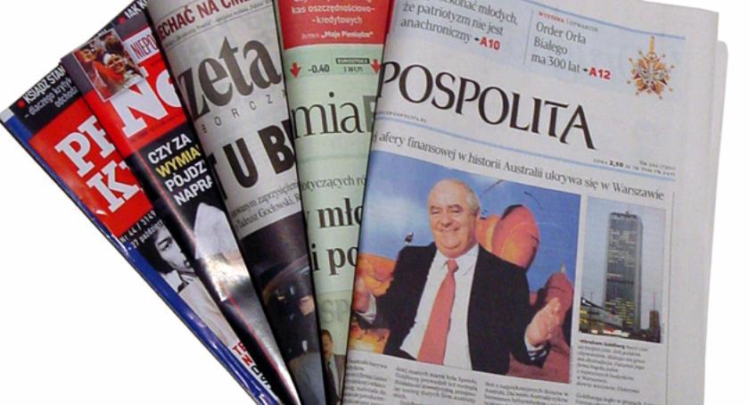 Wiadomości, Ciężko dziś ufać mediom - zdjęcie, fotografia