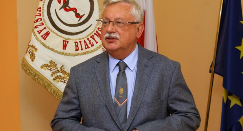 Wiadomości, Wyższa Szkoła Medyczna nowego rektora Chyczewski - zdjęcie, fotografia