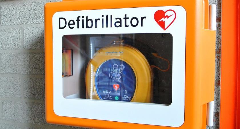 Wiadomości, Będziemy mieli miejskie defibrylatory - zdjęcie, fotografia