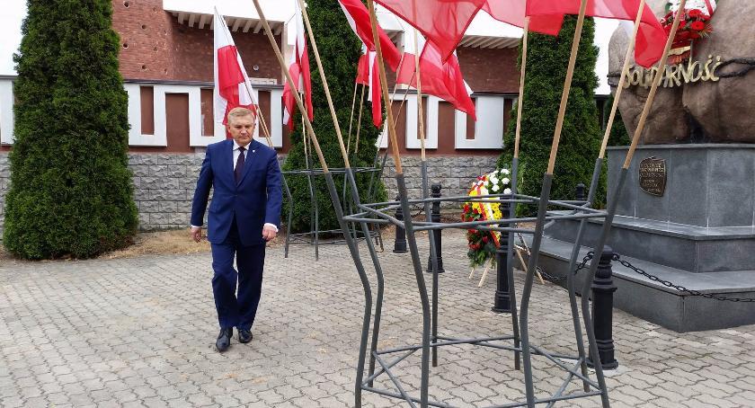 Wiadomości, Drogi prezydent Truskolaski - zdjęcie, fotografia
