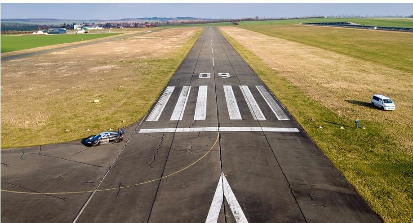 Wiadomości, zostaniemy paskiem startów Lotniska będzie - zdjęcie, fotografia