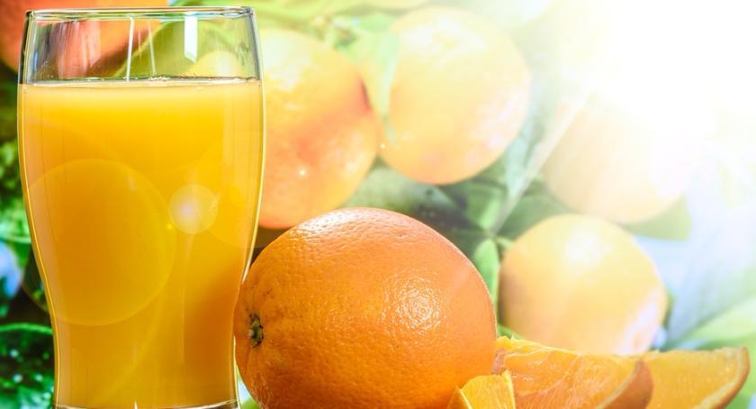 Styl Życia, Chcesz poprawić sobie nastrój Napij pomarańczowego - zdjęcie, fotografia