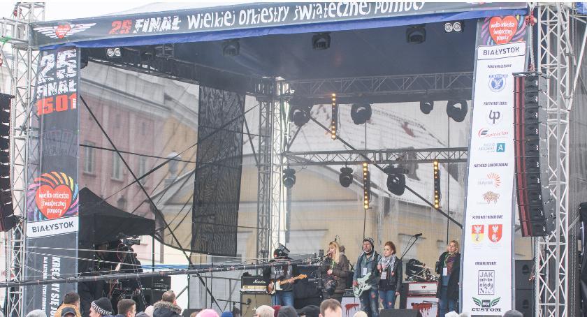 Styl Życia, Miasto Białystok zagra WOŚP kilka - zdjęcie, fotografia