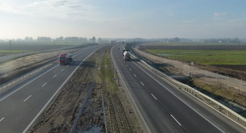 Moto, Dróg szybkiego ruchu Podlasiu przybywa tempie ekspresowym - zdjęcie, fotografia