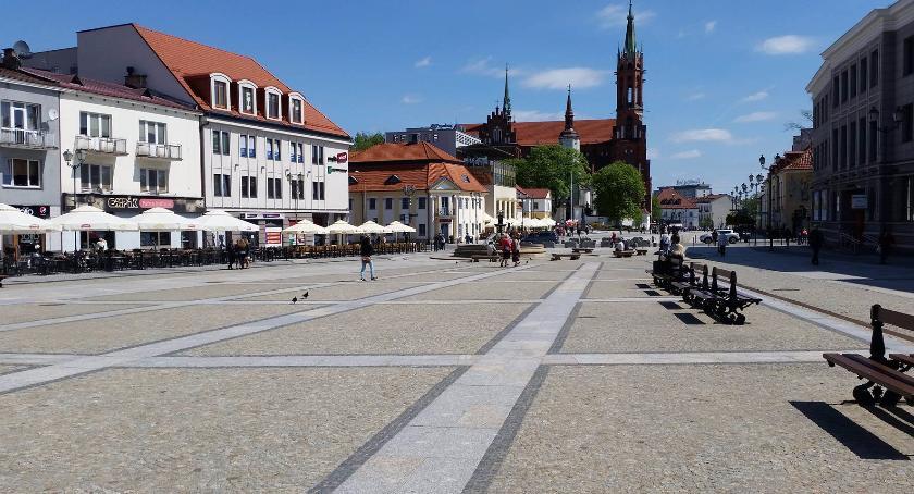 Wiadomości, Zmanipulowany materiał obrazą tysięcznego miasta - zdjęcie, fotografia