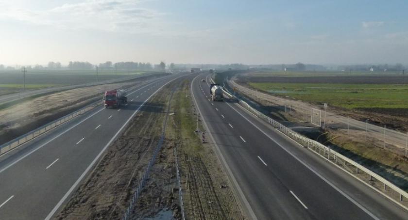 Moto, Wkrótce ruszy budowa odcinka trasy Baltica Łomża Śniadowo - zdjęcie, fotografia