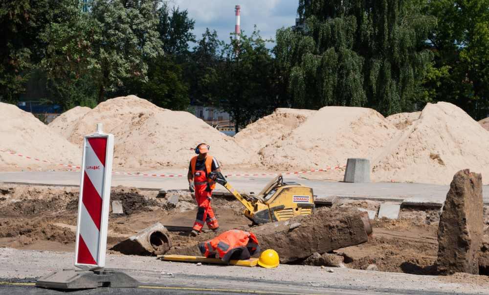 Wiadomości, Objazdy Kleberga - zdjęcie, fotografia