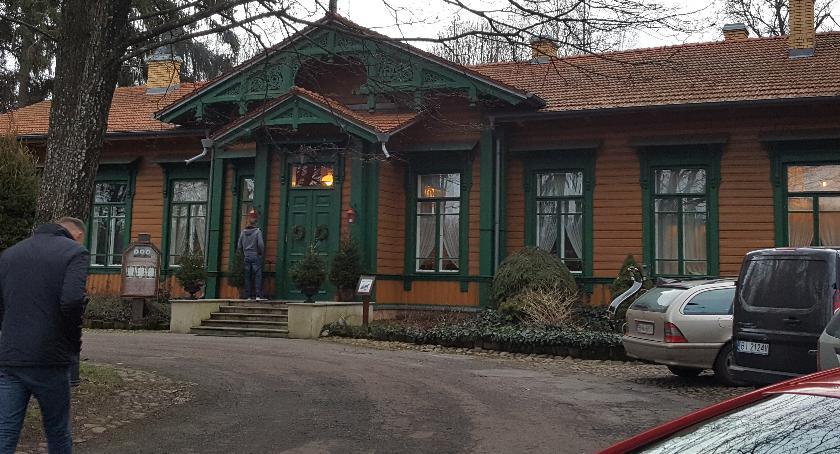 Smaczny Białystok, restauracji Carskiej carskich pewno były - zdjęcie, fotografia
