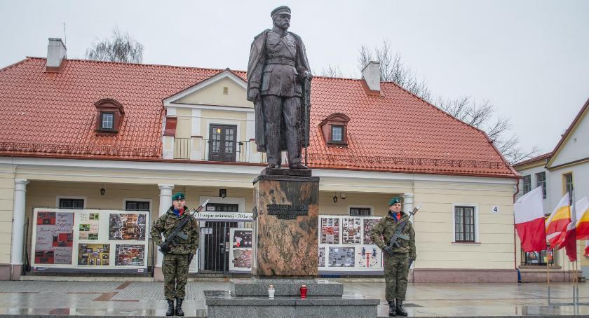 Wiadomości, Ludzie Wolności zostali patronami - zdjęcie, fotografia