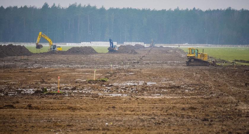 Wiadomości, milionów Krywlany Budowa lotniska finansowanie - zdjęcie, fotografia